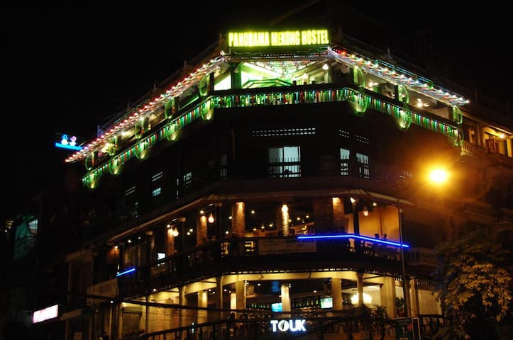 Panorama Mekong Hostel and Restaurant