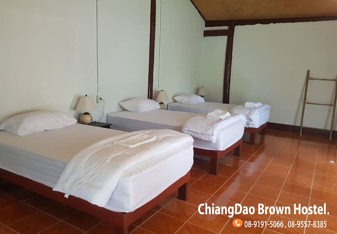 Chiang Dao Brown Hostel 2.