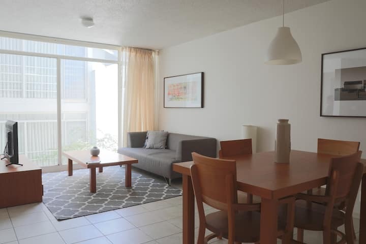 Bello Apartamento 8 Torre West End Zona Minerva