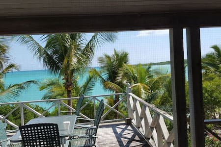 Beach Front, House, Hoopers Bay - George Town