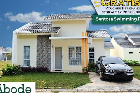 ABODE HOMES - Sentosa 2BR 7mins Alam Mayang #E412A