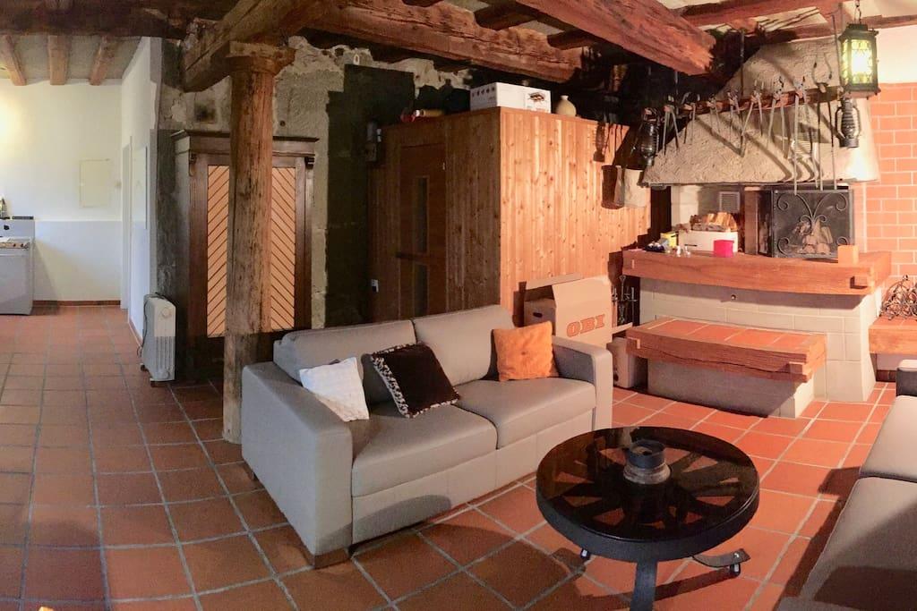 Studio Wohnraum