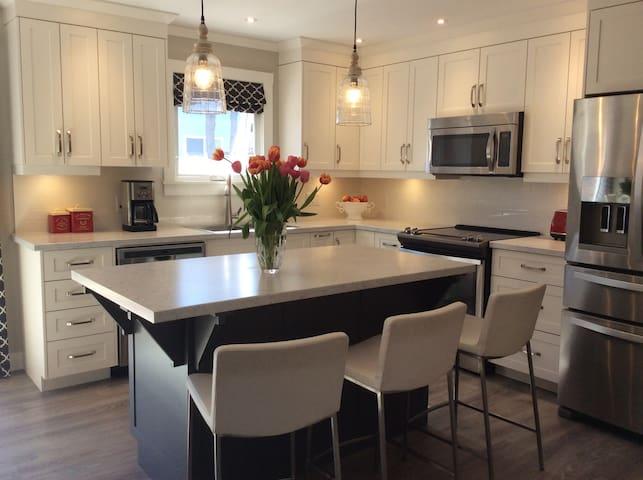 Renovated Modern 2 Bedroom Brighton Duplex - Charlottetown - Talo