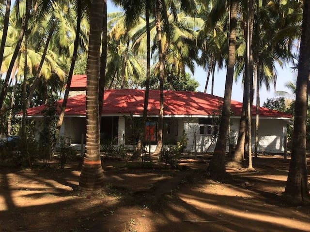 The Legend, Nagaon, Alibaug
