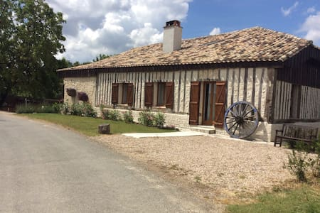 Stunning Gîte in Ancient Barn, Rural and Quiet