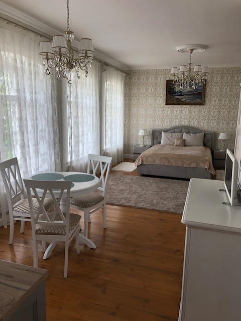 Апартаменты на Юрьевской