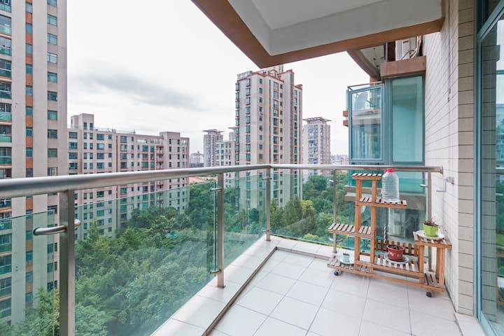 上海新世纪会展中心(高性价比)团队公寓