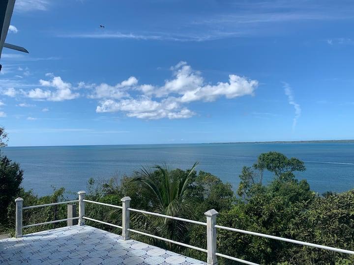 Appartement avec vue sur la mer Vieux-Bourg