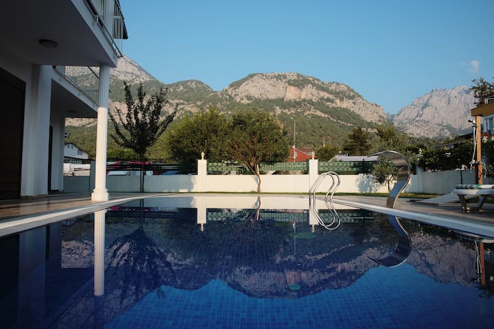 Nature Resort 3+1 Apartment