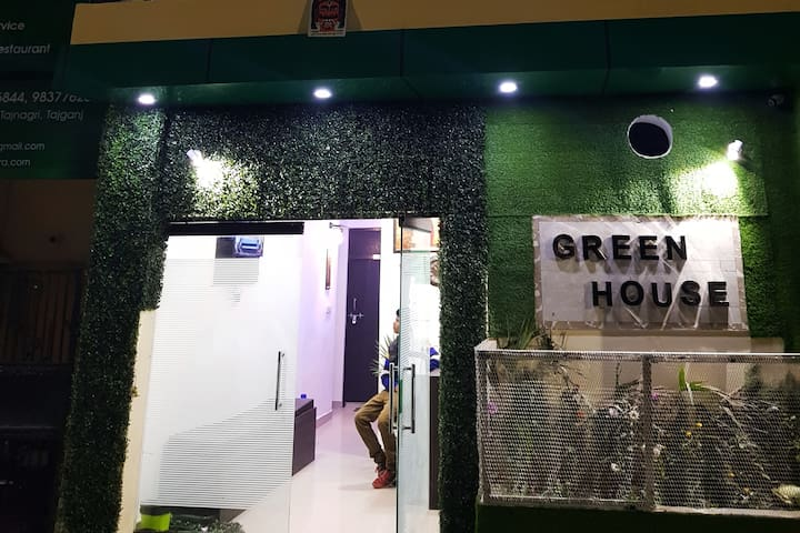 GreenHouse Homestay