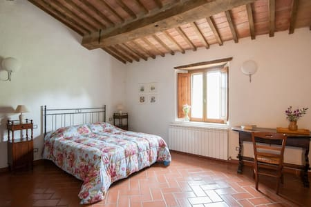 NATURE-TERME-TASTING-  Double room Val d'Orcia - Castiglione D'orcia