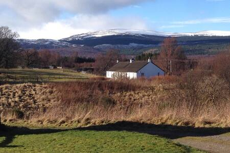 Loch View Cottage - Highland - Huis