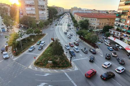 Piso amplio y luminoso en el centro de Murcia