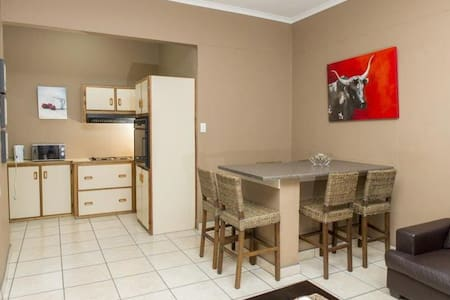 Augrabies Falls Lodge-3 Bedroom Self-C 1st Floor