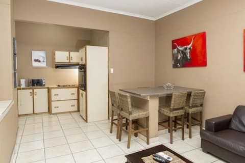 Augrabies Falls Lodge-3 Bedroom Self-C 1st Floor