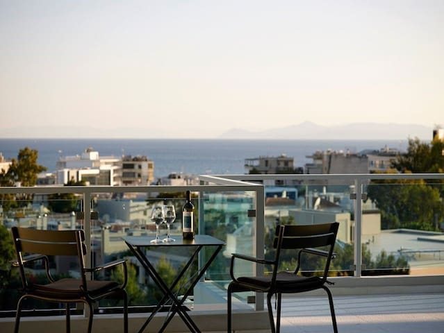 GRSCATH301-5 Penthouse Suite in Athens - Atenas - Villa