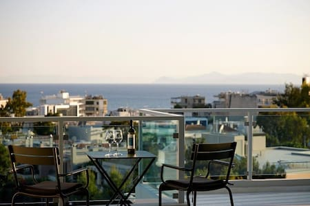 GRSCATH301-5 Penthouse Suite in Athens - アテネ - 別荘