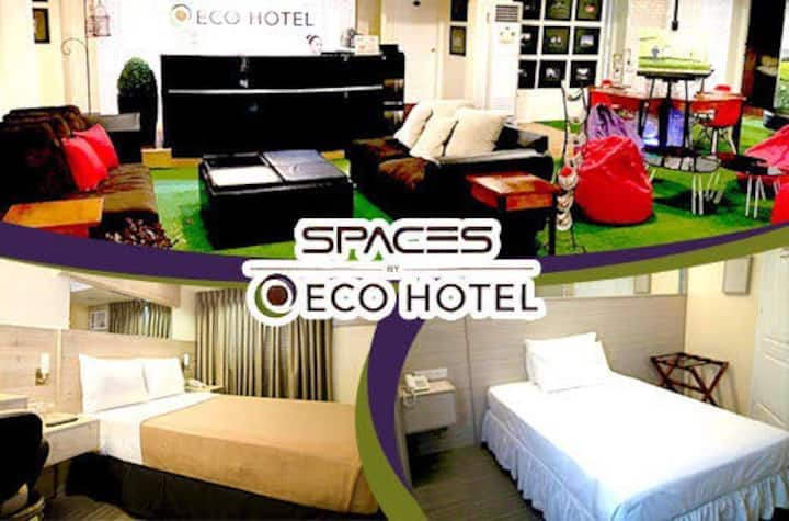 Spaces by Eco Hotel 1 Person in Male Dormitory