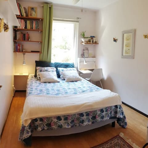 Encantadora habitación en el corazón de Malmö.
