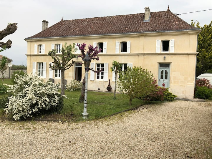 Ideal base for touring the Charente Maritime