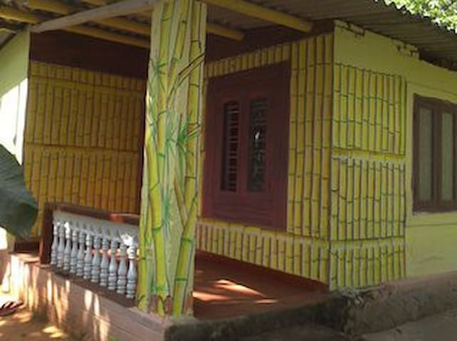 Punchiri House - Kalpeta - Pondok alam