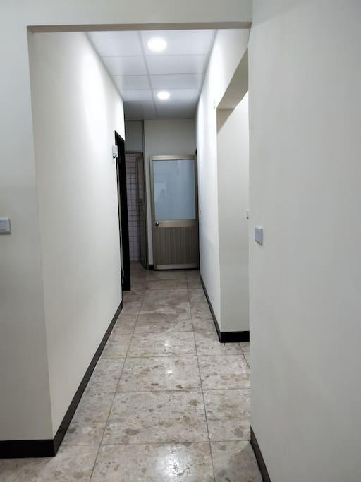 公共空間(走廊)