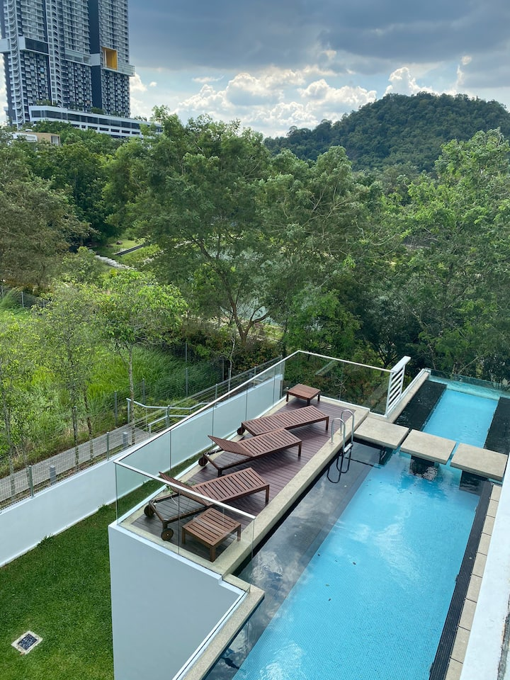 Hillside Bungalow with Private Pool@ Ampang KL