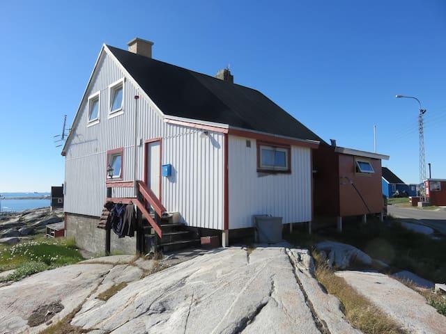 3-værelses hus med fantastisk udsigt