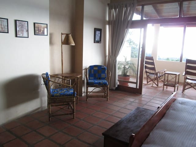 Rio Magnolia Lodge - Suite El Cafetal - Tinamaste - Přírodní / eko chata