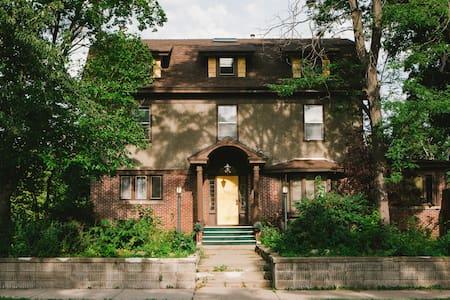 Live on the top-Georgian Mansion(3) - Minneapolis - Ház