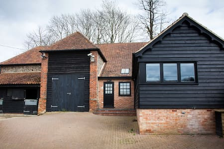 Luxury cottage on estate of a Listed Old Rectory - Suffolk - Rumah