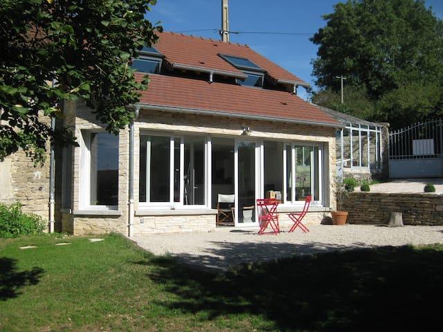 Chambre chez l'habitant 2 - Prenois - Casa
