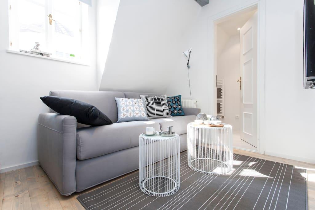 rezidence little monastery wohnungen zur miete in prag. Black Bedroom Furniture Sets. Home Design Ideas