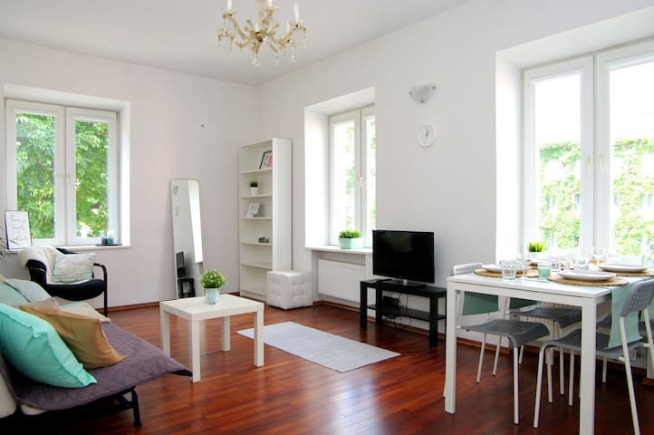 Old Town Apartment for 4 people - 2 rooms, 2 beds