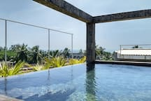 Luxury 1 Bedroom With Private Pool Near Candolim