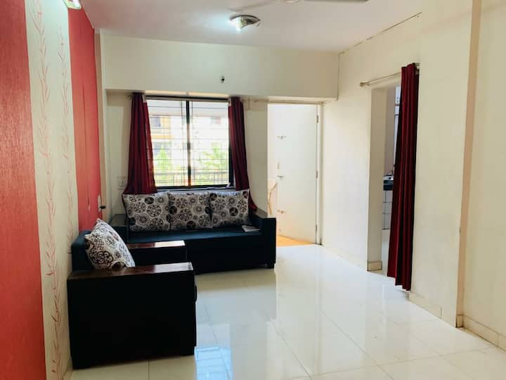 Stay in Fully furnished 2BHK next to Magarpatta