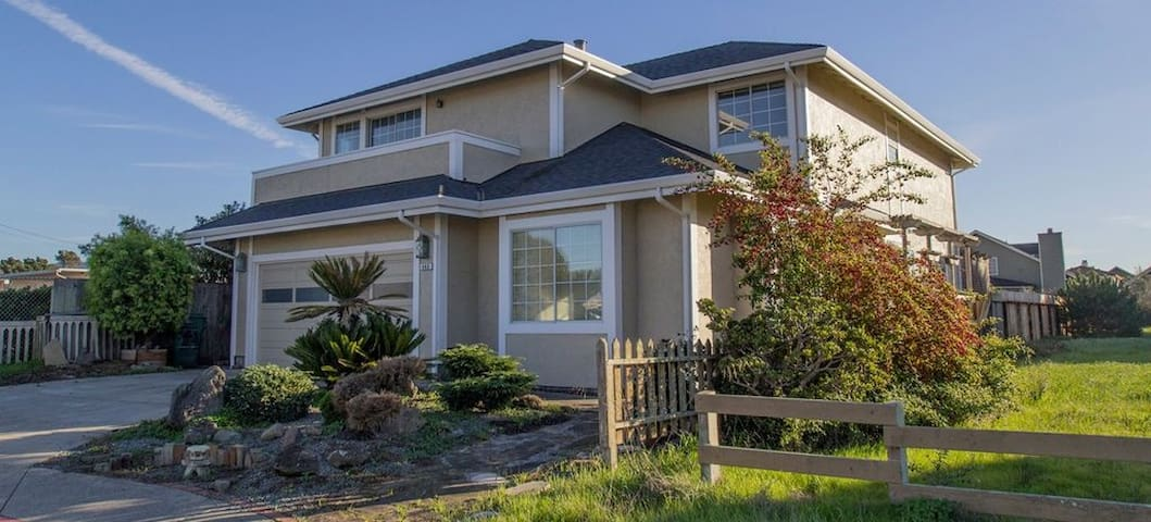 Cozy Beach Home - Close to SanFran/SilcnVly!