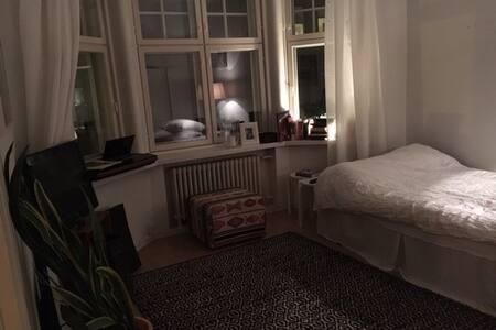 Cosy apartment in Punavuori - Хельсинки - Квартира