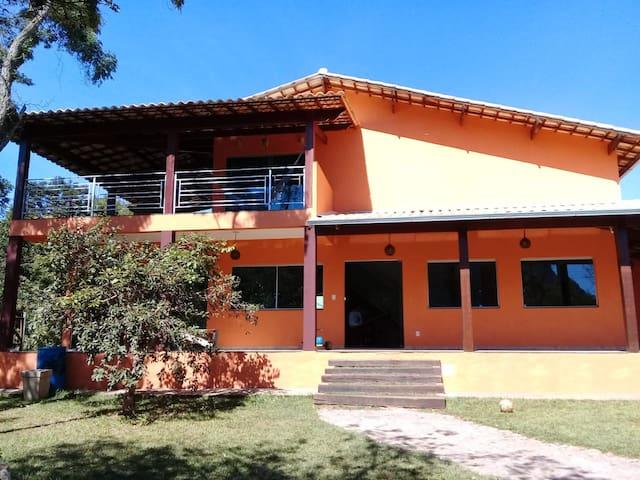 Cozy house in Lapinha da Serra
