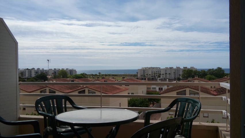 Apartamento familiar en la playa - Torredembarra - Appartement