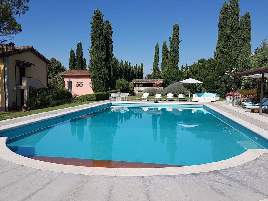 Charming country cottage case in affitto a bagno a ripoli toscana italia - Case in affitto a bagno a ripoli ...