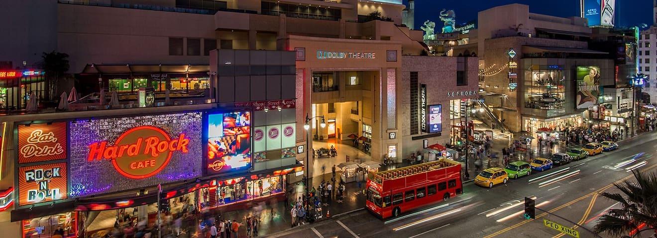 Hollywood Walk of Fame - 2 Story Modern Lux Loft - Los Angeles - Loft