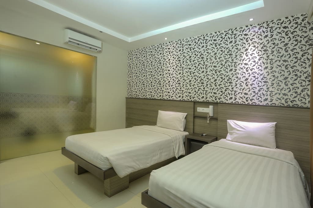 Superior Room Twin Bed