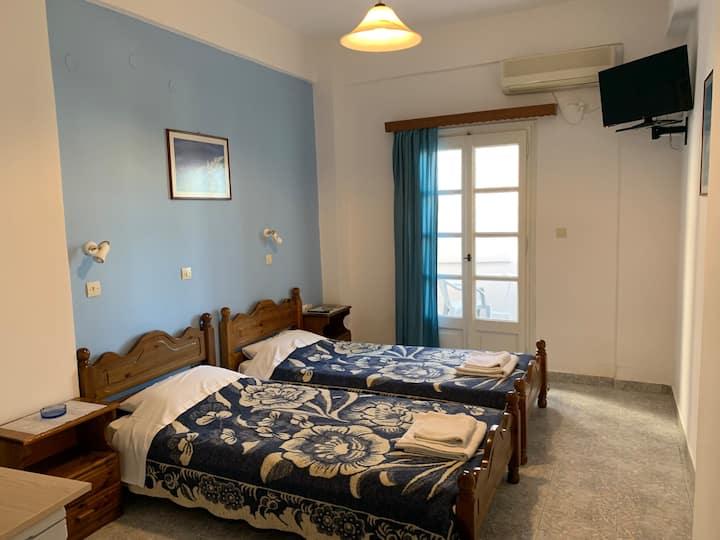 Villa T • twin room