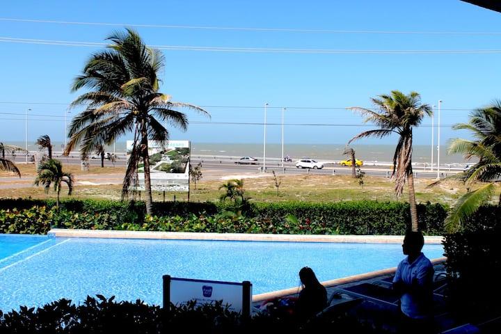 Condominio Beach Club, Cartagena