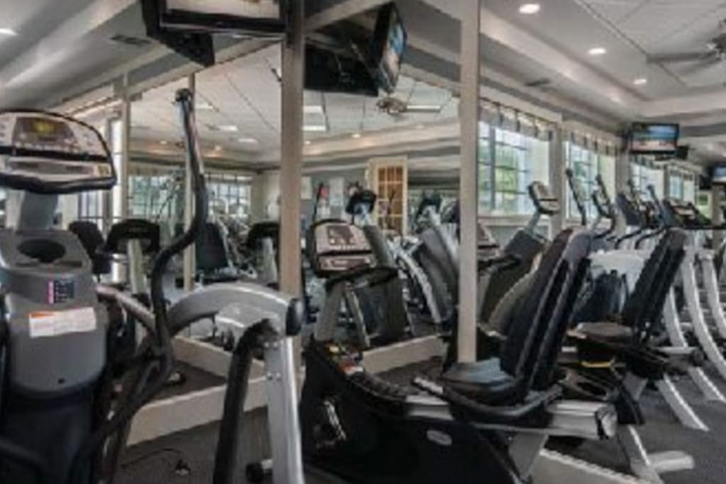 the 24 hour access gym