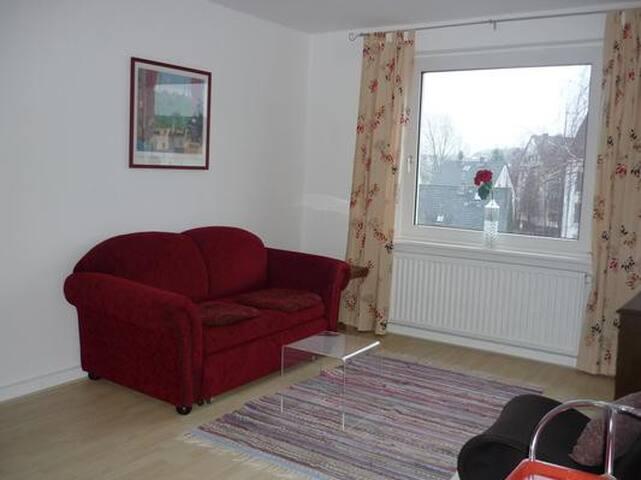 2-bedroom-apartment close to Düsseldorf