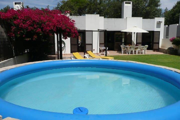 Suite nº1 Villa Baron of Culcreuch sailing beach - Albufeira