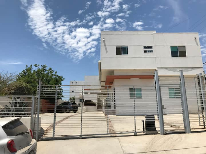 Clean apartment (7)near El Valle de Guadalupe