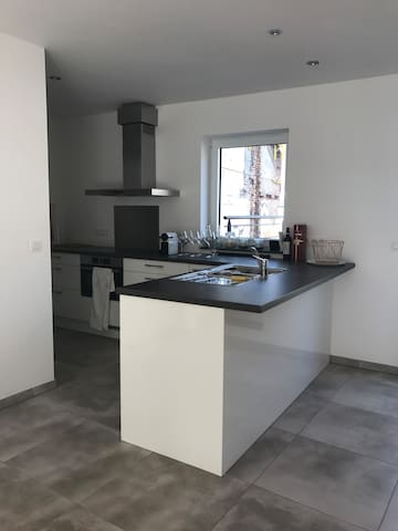 Superbe duplex avec chambre privée - Namur - Wohnung